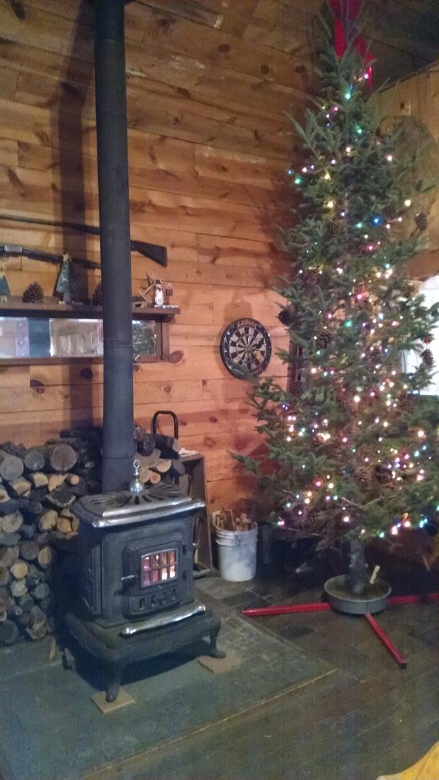 cabin-stove